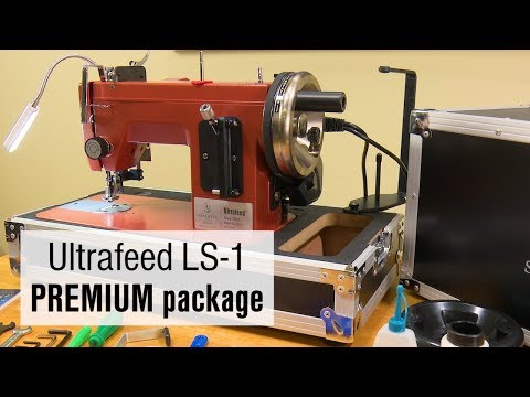Sailrite Ultrafeed® LS-1 PREMIUM Walking Foot Sewing Machine