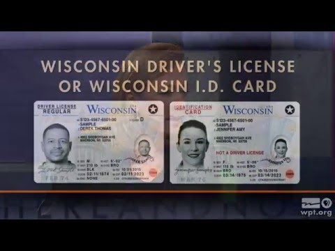 Here and Now: Valid State I.D. Needed By All Voters