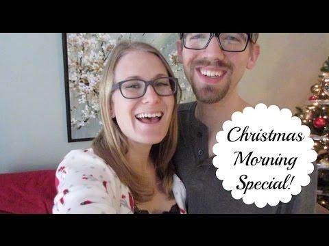 Christmas Morning Vlog!!! (2015)