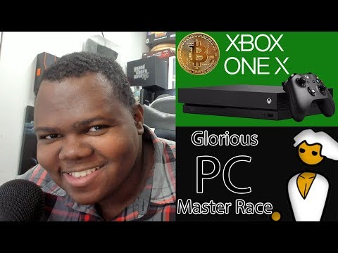 I was WRONG About The XBOX ONE X vs PC! (Bitcoin mining, Xbox Game Pass Discussion)