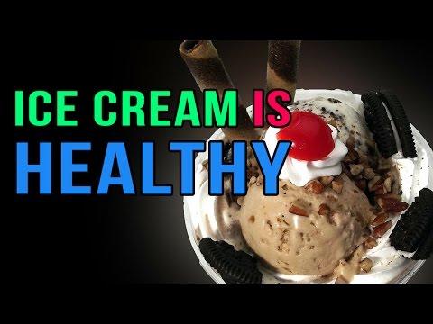 5 Surprising Excuses To Eat More Ice Cream