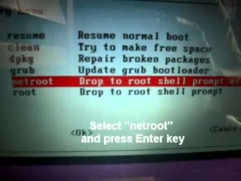 ubuntu 11.10 change user password.mp4