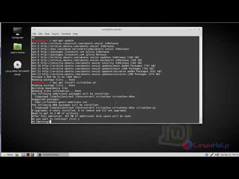 How to install VirtualBox 5.1 on Linux Mint 18.3