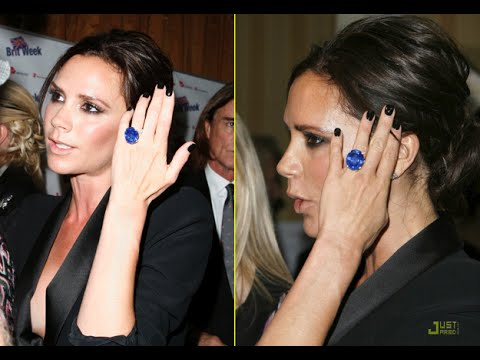 Step by step procedure of wearing blue sapphire stone