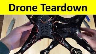 How To Teardown A Drone Promark GPS Shadow