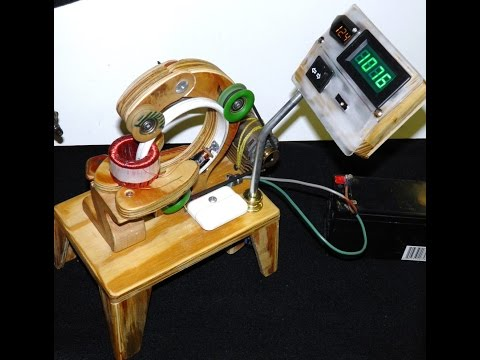 Toroidal Winder kit! & downloadable plans so anyone can make one! Part 2