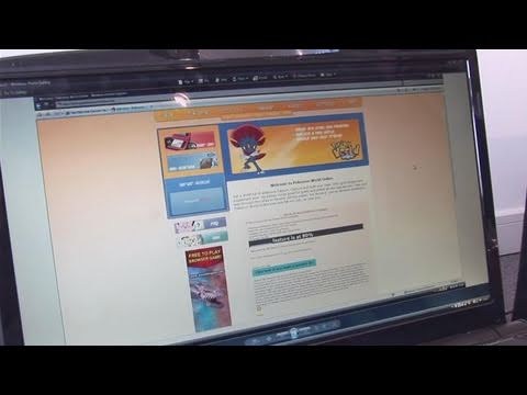 How To Get Pokemon World Online