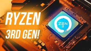 Why AMD Ryzen 3rd Gen & Zen 2 Should Get You VERY Excited!