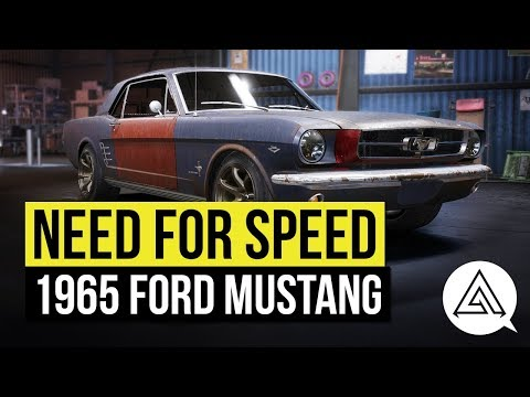 Need for Speed Payback | How to Get The Best Cars - Ford Mustang Derelict Car Guide