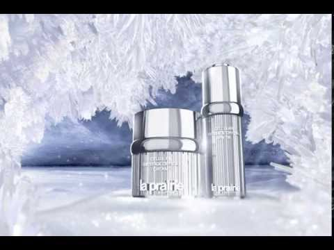 La Prairie Cellular Swiss Ice Crystal Dry Oil and Cream