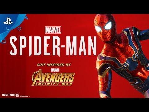 Marvel's Spider-Man - Second Reveal Pre-Order Video | PS4