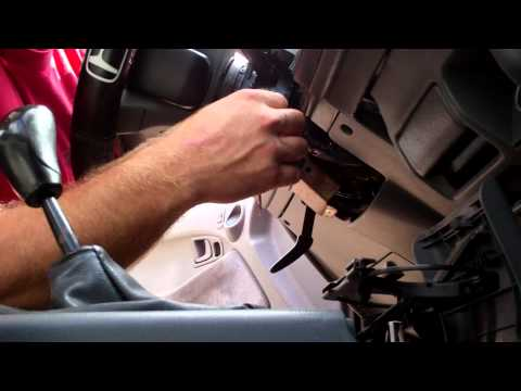 92-95 Honda Civic Lock Cylinder Replacement
