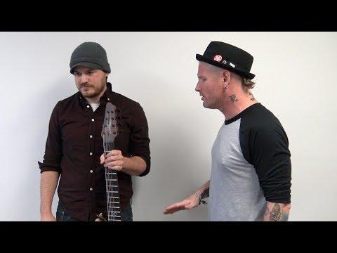Corey Taylor Tells Me I Suck