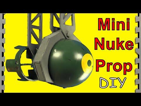 How to Make a Mini Nuke (Fallout DIY)