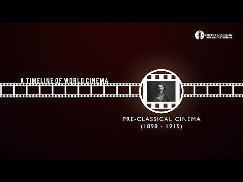 Xxx Mp4 Film History Pre Classical Cinema Timeline Of Cinema Ep 1 3gp Sex