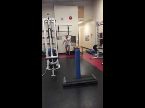 14aad00dc63 How to break my ankle in gym class -
