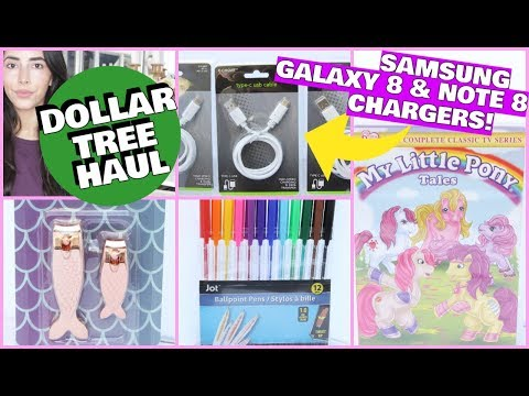 DOLLAR TREE HAUL MAY 2018
