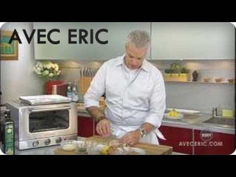 Eric Ripert's Butterflied Garlic Shrimp Recipe | Reserve Channel Recipes | Reserve Channel