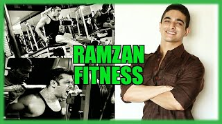 Ramzan Training & Diet Plan for MUSCLE BUILDING - How to lose weight in Ramadan