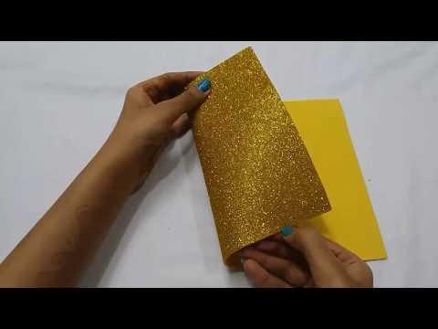 Christmas Decoration Ideas | DIY Paper Cone Christmas Tree | How to make Table top Christmas Tree