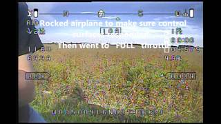Ruby Autonomous take off