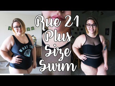 901eacd334 Rue 21 Plus Size Swim Review
