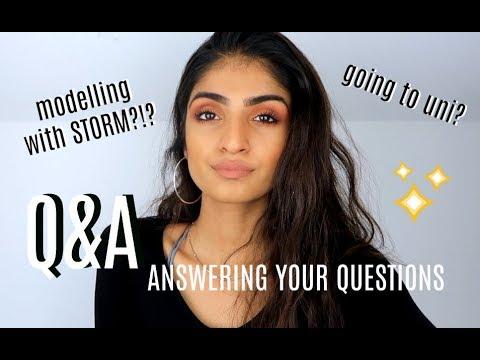 Q&A: MODELLING, GOING TO UNI, MY ETHNICITY | Kim Mann