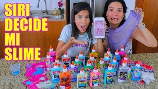 Download SIRI DECIDE MI SLIME | AnaNana Toys Video