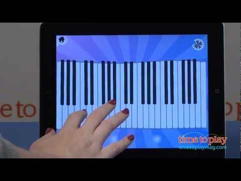 Magic Piano from Smule