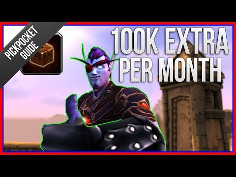100k a Month Extra with Loaded Gnomish Dice