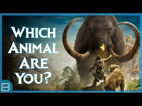 Which Prehistoric Animal Are You?