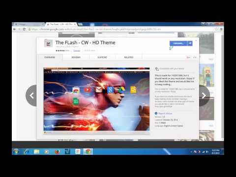 How to change themes in Google chrome (Free download and install) | Free tips by Kundanstech |