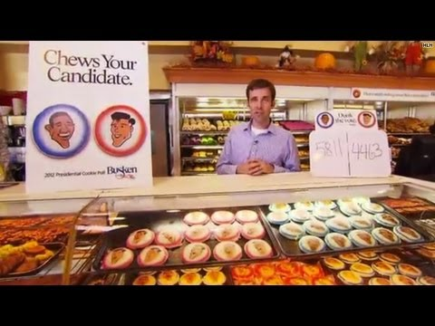 Crumb count: Ohio bakery predicts presidency