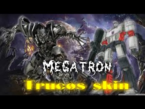Trucos Transformers The Game (Megatron G1)