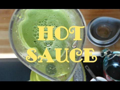 How to Make Hot Sauce with Serranos or Jalapeños