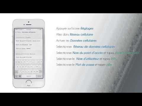 Lycamobile France - Configuration de l'internet pour iPhone
