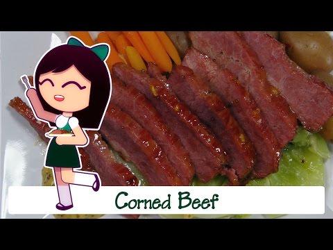 Juicy & Tender Corned Beef