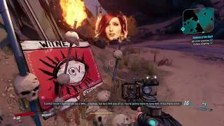 Borderlands 3 - Chapter 1 Children of the Vault: Kill COV Enemies and Search Area For Shield (2019)