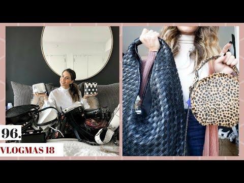 My HIGH STREET Handbag Collection   Vlogmas 18
