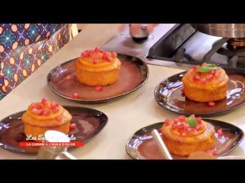 Recette : Gâteau à l'orange de Julie - Les Carnets de Julie - La cuisine à l'huile d'olive