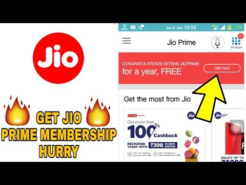 Get Jio Prime Membership Now For 31 March 2019 Free🔥Hurry