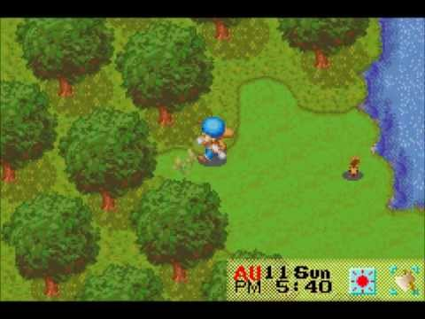 Let's Play Harvest Moon: Friends of Mineral Town 40: One Day