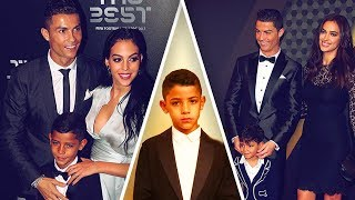 Who is Cristiano Ronaldo Junior's mother? - Oh My Goal