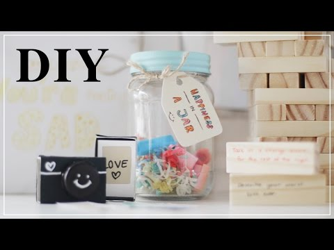 4 EASY DIY GIFT IDEAS Anyone Can Make!