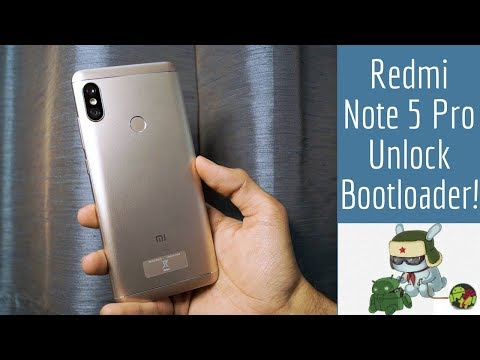 How To Unlock Bootloader Redmi Note 5 Pro | Easy Tutorial