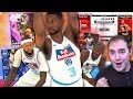 NBA 2K18 My Team SUPER INTENSE FIRST SUPERMAX ONLINE GAME! MY SQUAD NICE AF!