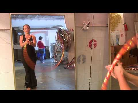 Learn to Hula Hoop Better: Mini Hula Hoops, Part 1: