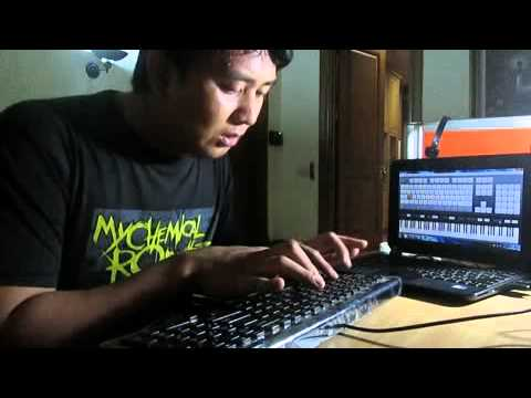 BIDADARI SURGA (USTAD JEFRY) Versi PIANO.PC Cover