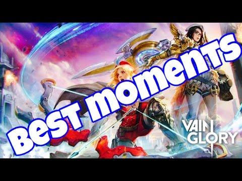 Vainglory - Best moments!! #3
