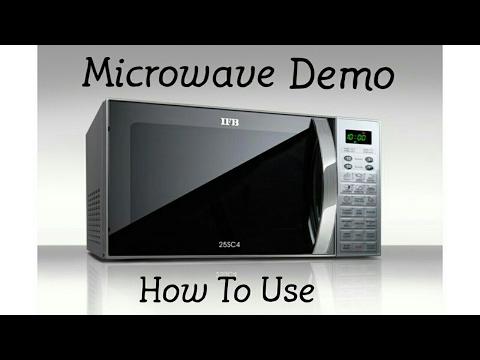 Microwave Demo IFB 25SC4